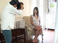 高身長の元子役タレントがまさかのAVデビュー!初めてカメラ前で裸体を披露して大股開きでハメられ喘ぎを我慢しまくる姿がいやらしい
