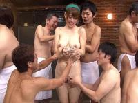 隣に引っ越してきた幸せそうな夫婦がいたので時間を止めて若奥さんを全裸にして近所の変態男たちがチ○コハメまくる