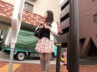 発情期の若妻がレギンス姿で痴漢を求めてバスに乗り込み集団痴漢にハメられまくる