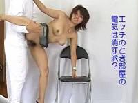 巨乳素人お姉さんを乳揉みインタビューしながらセックス